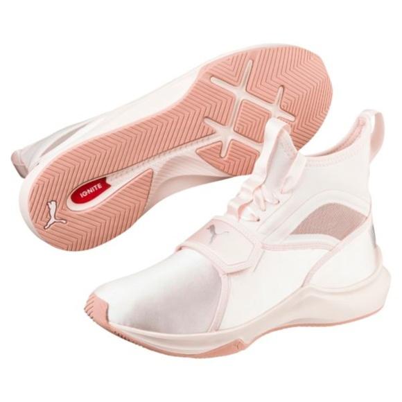 a98e66aa322e10 Puma Phenom Satin EP Women s Training Shoes. M 5b6f4581aa87706db4c4a077
